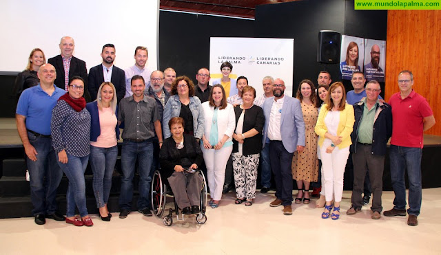 Coalición Canaria en Puntallana trabaja para sumar el municipio al proyecto que permitirá a La Palma ser más fuerte