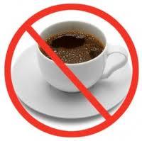 Hindari Kafein