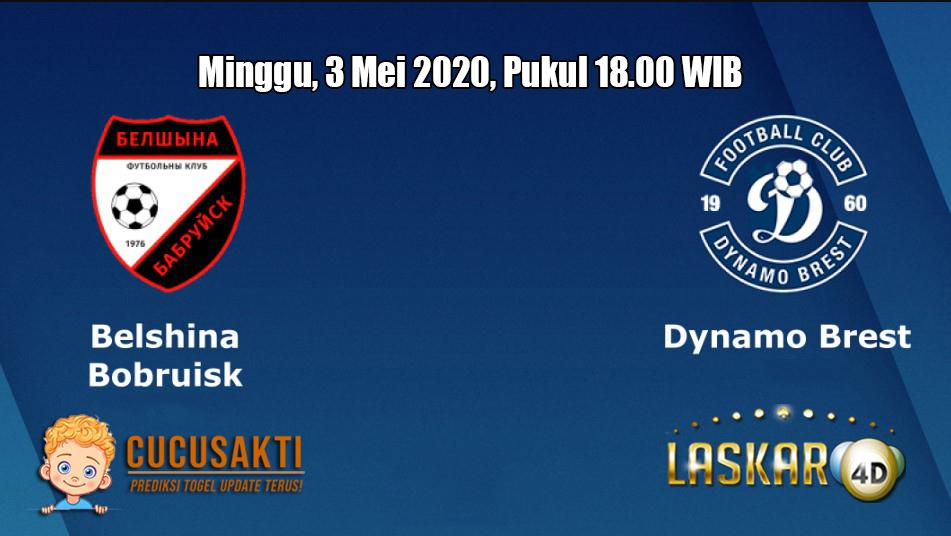 Prediksi Belshina Bobruisk VS Dynamo Brest 3 April 2020