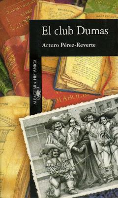 El club Dumas - Arturo Pérez-Reverte (1993)