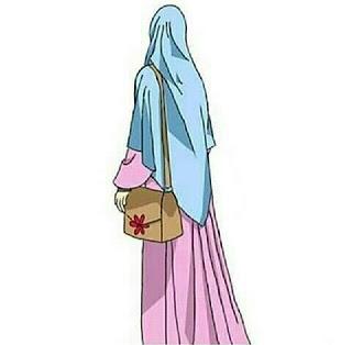 810+ Gambar Kartun Wanita Cantik Berhijab Syari Gratis Terbaik