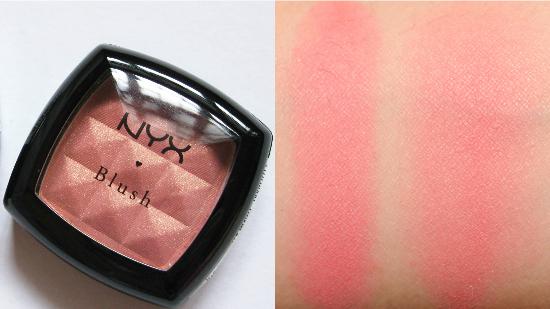 blush coral summer peach nyx