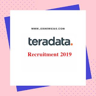 Teradata Recruitment 2019