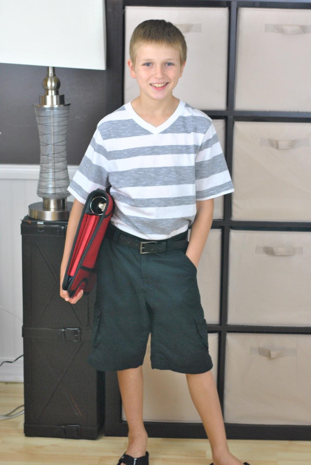 how to wear flip flops to school
