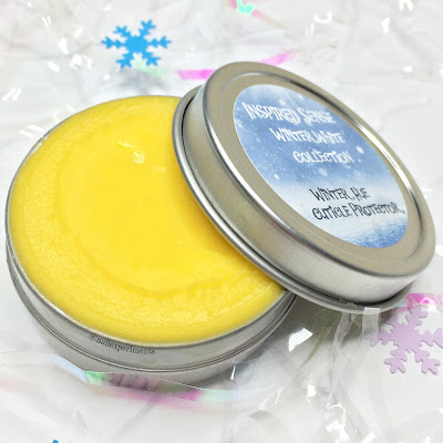 inspired sense winter hue cuticle protector review