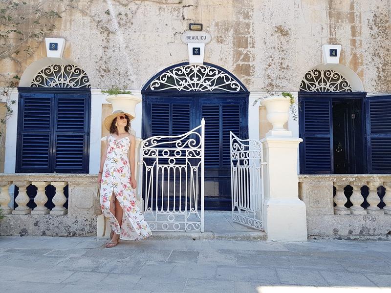 Malta, Wakacje, zakreecona. pl, zakreecona, podróże, Włochy, Sycylia, Bari, kręcone włosy, kapelusz, lato, Apulia, travel, Matera, Polignano a Mare, Alberobello, Valetta, Mdina