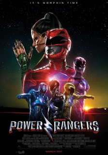 POWER RANGERS GOLDEN 3