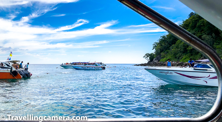 Now that you know main Island clusters of Phuket, let's see what kind of Island Hopping tours are available and how to chose the most relevant for you -    1. Most preferred Adventure around Phi Phi & Khai island      Phi Phi islands should come on top of your list when you think of taking one day Island hopping tour during your visit to Thailand.