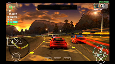 Carbon need city download for the psp iso speed own