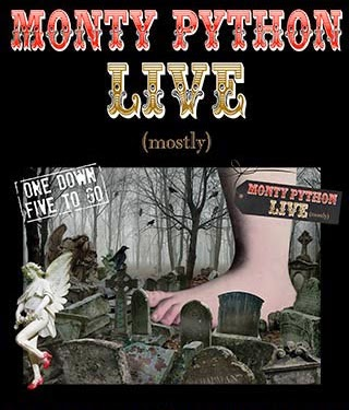 Watch Monty Python Live (Mostly) Online Free in HD
