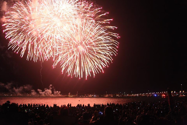 4th Of July 2017 Parades & Fireworks In St. Augustine Florida