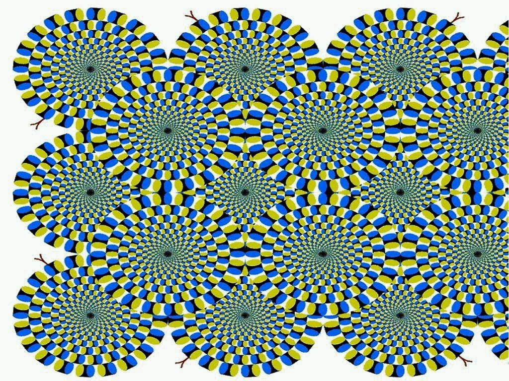 Brain Teasers Optical Illusions ~ info