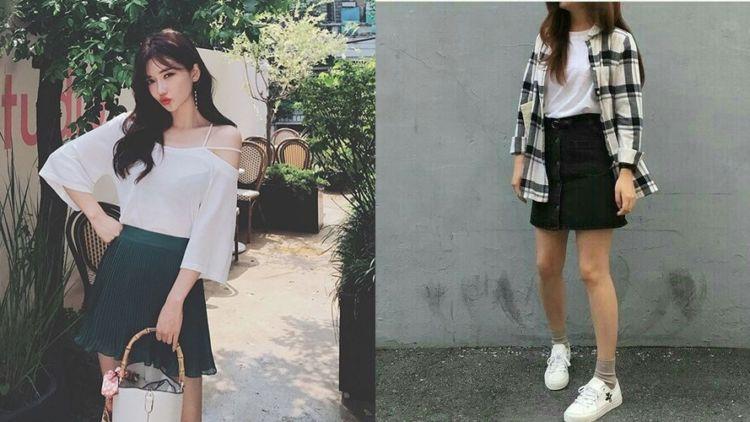 Fashion Wanita Ala Korea  0b501f5614