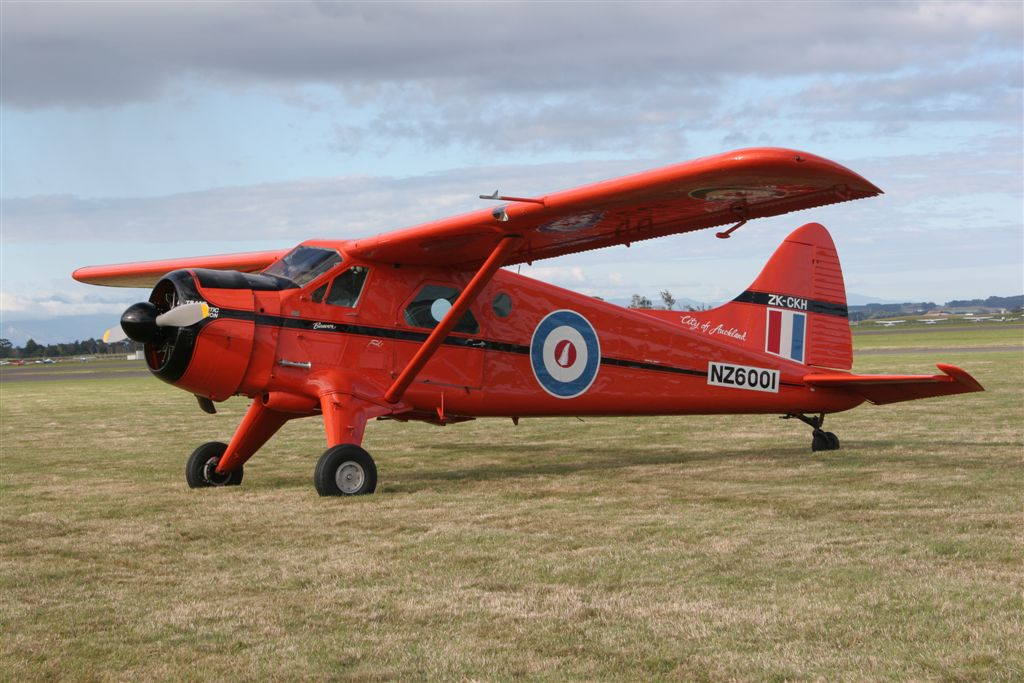 NZ Civil Aircraft: Oxford Easter Fly-in #1