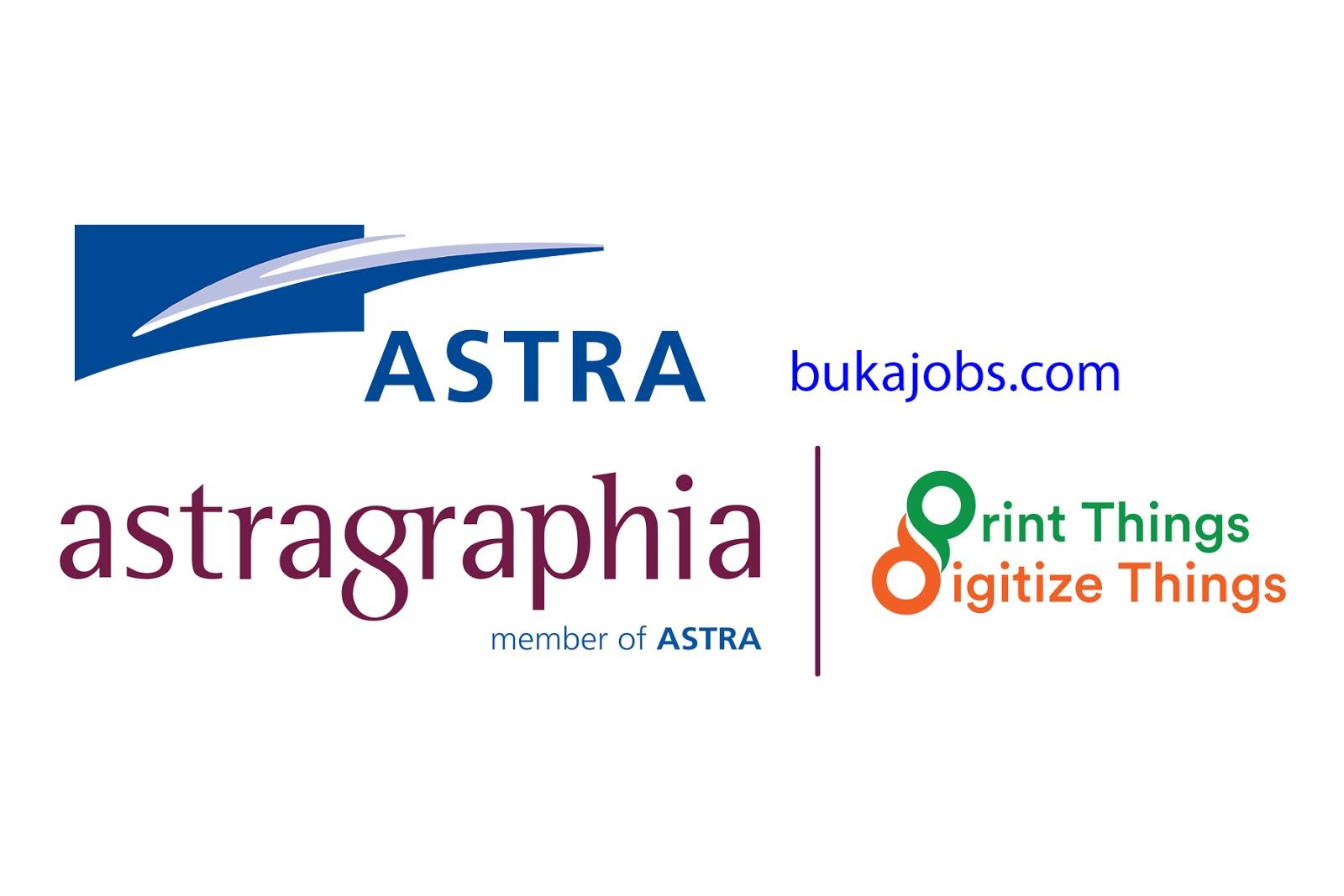 Lowongan Kerja PT. Astra Graphia Tbk 2019