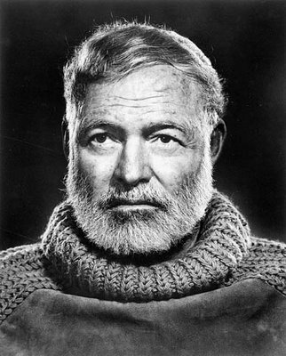A reflection of the life and works of ernest hemingway