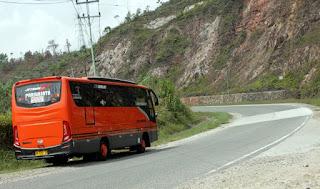 rental bus pariwisata pekanbaru terbaru