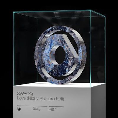 SWACQ's 'Love' receives Nicky Romero's edit