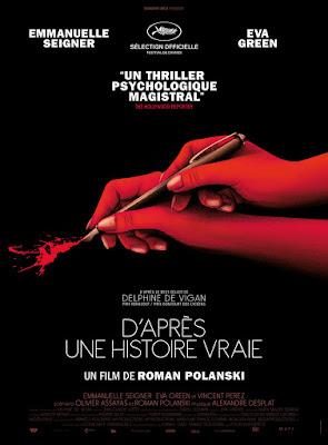 D'après Une Histoire Vraie 2017 DVD R2 PAL Spanish