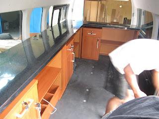 Furniture Untuk Mobil Keliling - Furniture Kantor Semarang