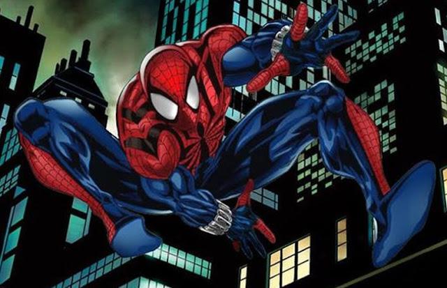 Cerita Komik Spider-Man Dari Meksiko Bikin Heboh Warga Net