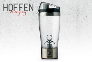 Shaker elektryczny Hoffen everyday z Biedronki