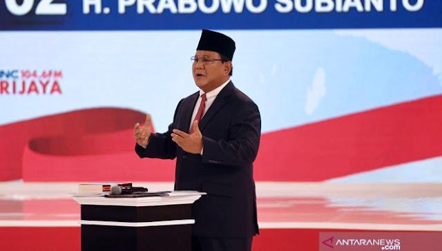 Prabowo Prihatin Nelayan Kecil Tak Ada Teknologi dan Akses Dapat Modal