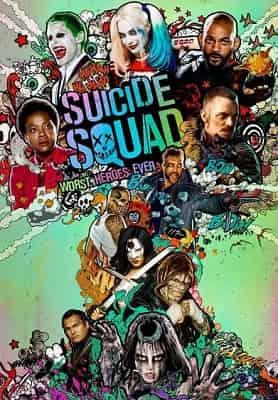Escuadrón Suicida Español Latino Pelicula Suicide Squad