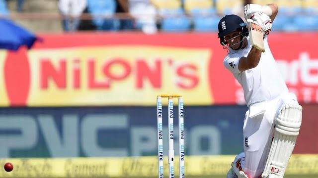 जो रूट - मोईन अली ने इंग्लैंड को रखा मजबूत स्थिति में