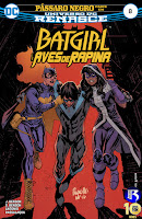 DC Renascimento: Batgirl e as Aves de Rapina #8