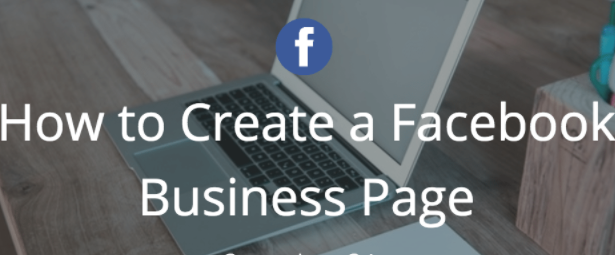 creating a business page on facebook