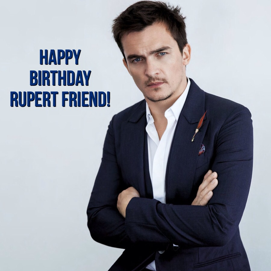 Watch Rupert Friend (born 1981) video