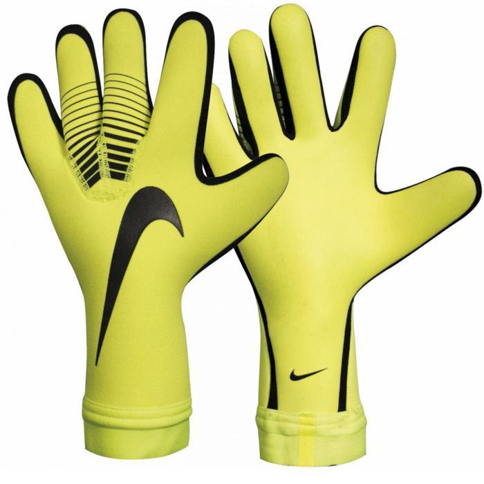 best service 0c834 e6736 Cheap Strapless Nike Mercurial Touch Goalkeeper Gloves ...