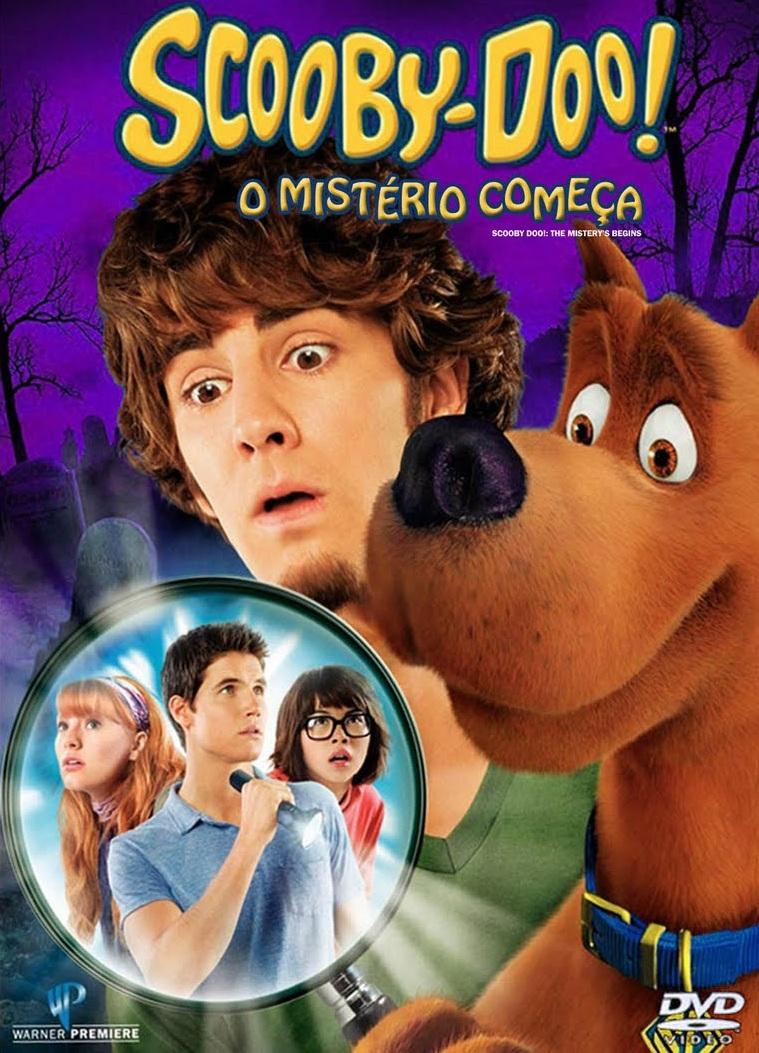 Scooby-Doo!: O Mistério Começa – Dublado