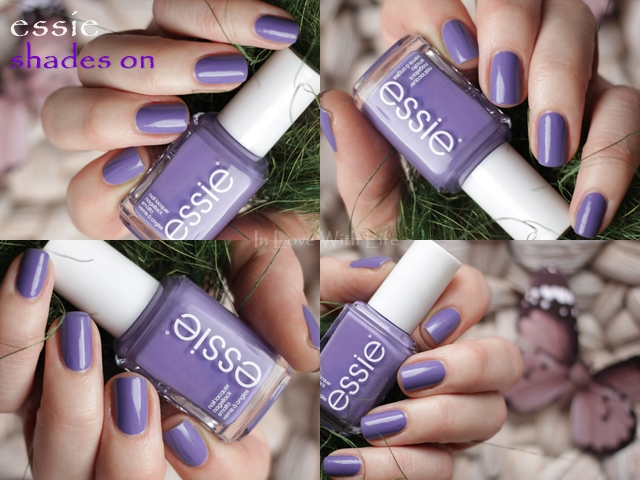 essie shades on