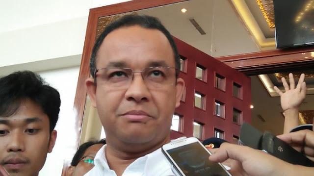 Anies Baswedan Sebut Gubernur Kemarin Tak Mengerti Anggaran