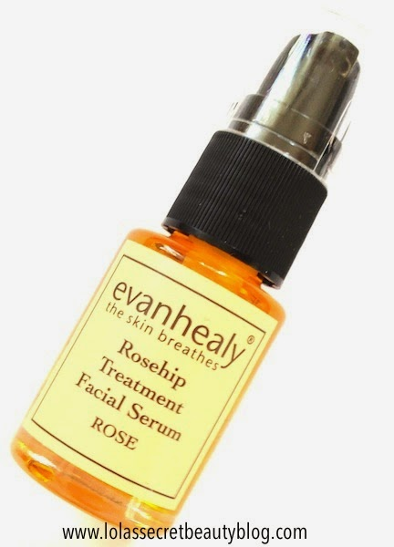 So? rosehip treatment facial oil