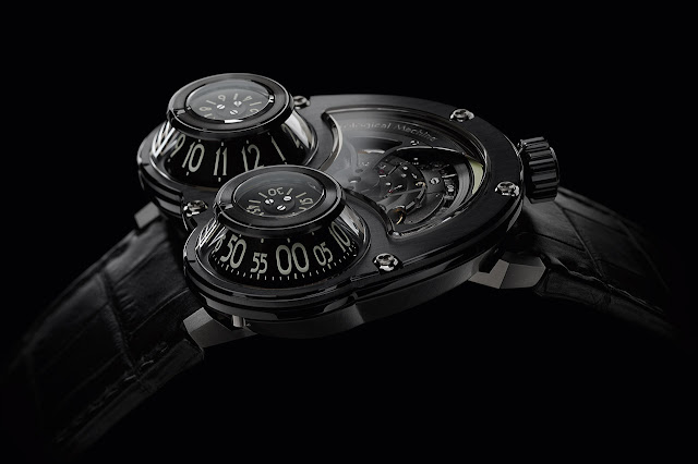 MB&F HM3 MegaWind Final Edition Automatic Watch