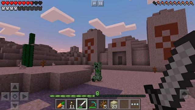En son Minecraft APK bedrock sürümü nasıl indirilir
