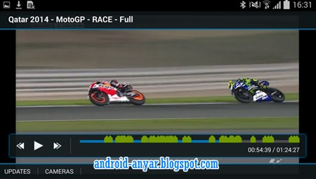 Nonton MotoGP Live Streaming Android 2018 Full HD Gratis