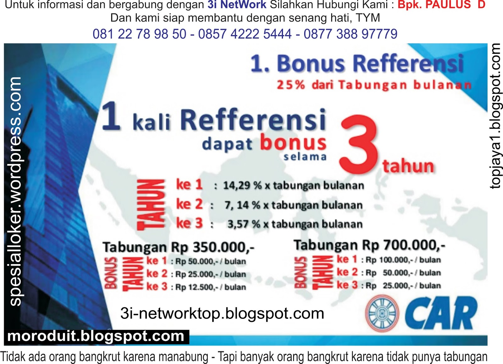 Grosir Baja Ringan Kebumen Peluang Sukses Utk : Guru, Dosen, Karyawan, Ojek, Sopir ...