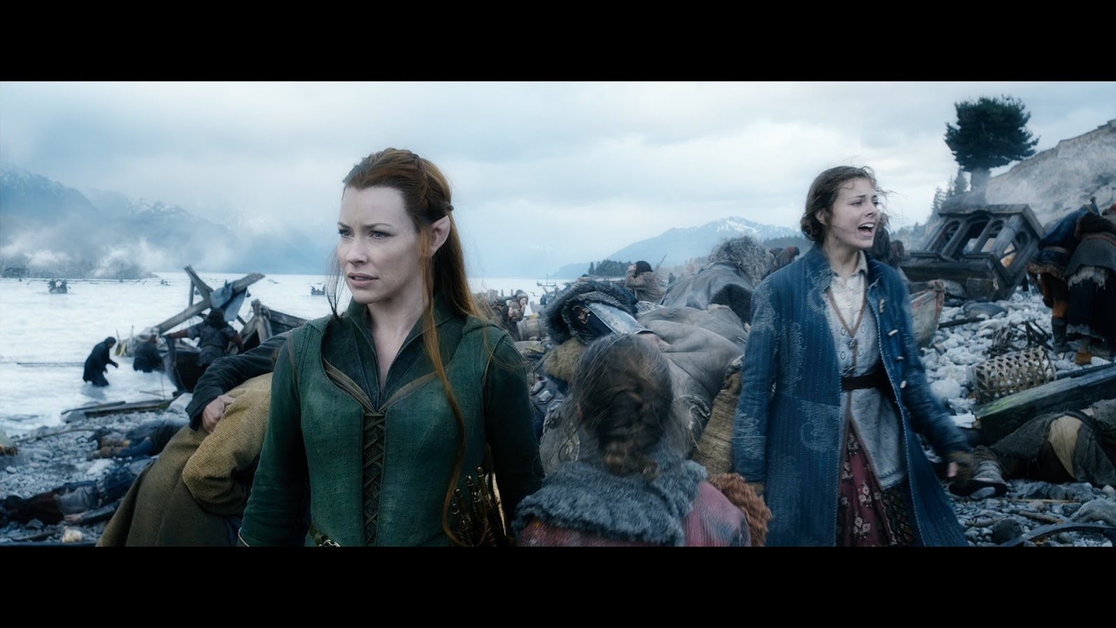 Click's Clan: Film Review: The Battle of the Five Armies, Part 1