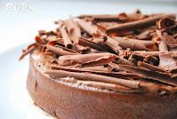 La tarta de chocolate