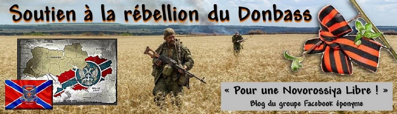 Soutien à la rébellion du Donbass