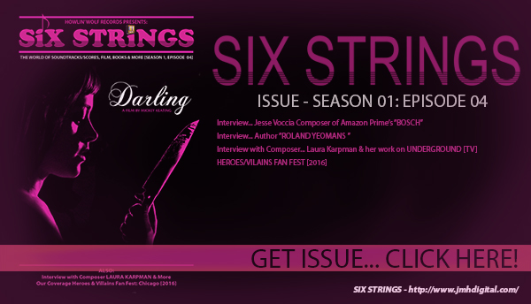 Six Strings - Issue 4 [2016]