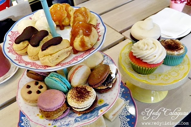 Mrs Graham's Macaron Cafe is now open at Sct. Rallos in Quezon City