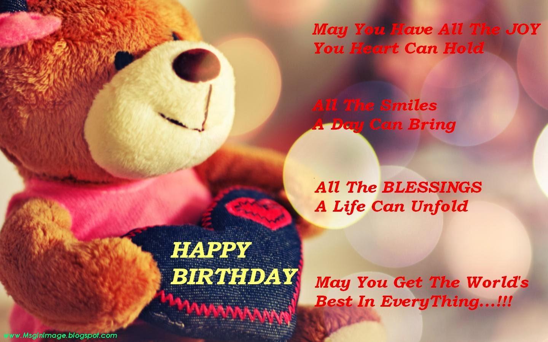 Contoh ucapan selamat ulang tahun dalam bahasa inggris dan artinya