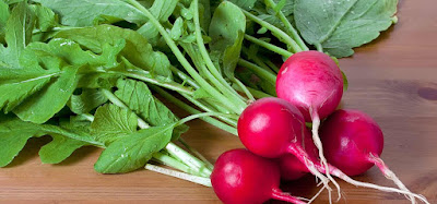 Health Benefits Of Radish Leaves