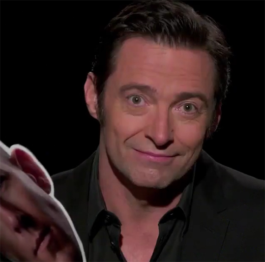 Hugh Jackman hace un video hilarante sobre Ryan Reynolds
