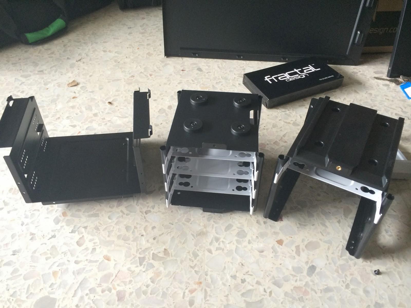 Fractal Design Arc Mini R2 140